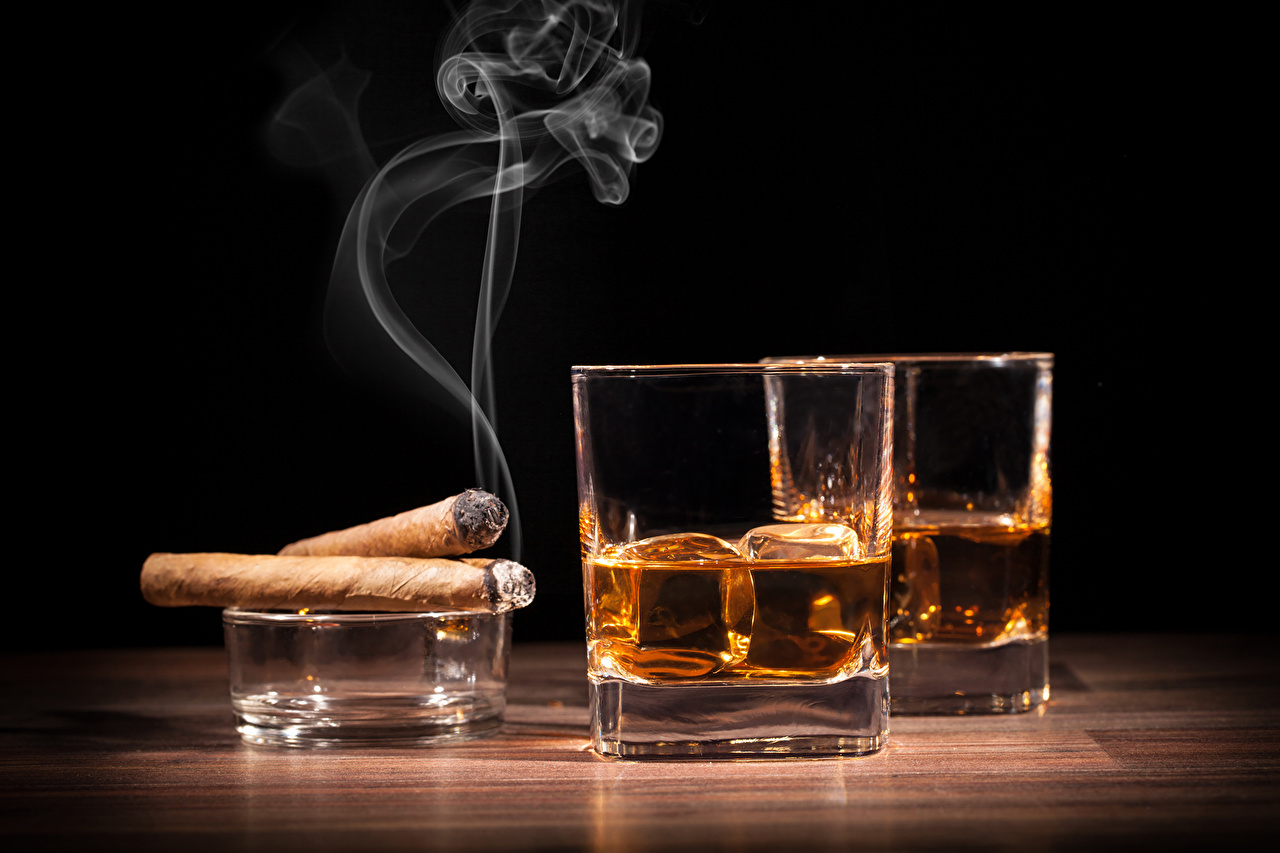 Whisky Smoke